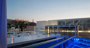 Athens La Strada Hotel: Ένας θησαυρός αρχιτεκτονικής και design στο κέντρο της Αθήνας, με την καλύτερη θέα της πόλης!