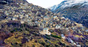 ΡΕΠΟΡΤΑΖ LABEL NEWS Προορισμοί: Γνωρίστε τη μυστική γοητεία του Συρράκο Ιωαννίνων