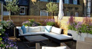 Έξυπνες ιδέες  για να μετατρέψετε την βεράντα σας σε μια ρομαντική όαση μέσα στην πόλη