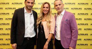 Το Alterlife Boutique Gym εγκαινίασε το 9ο γυμναστήριο του με πολλούς Διάσημους Καλεσμένους