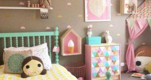 Έξυπνες ιδέες για να διακοσμήσετε το πιο «παραμυθένιο» παιδικό δωμάτιο για τα παιδιά σας …