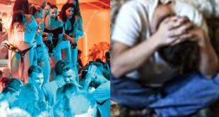 Την στιγμή που η πασίγνωστη σεξοβόμβα καλλονή πρωταγωνιστεί στα ελληνικά media και στην χλιδάτη showbiz, ο αδελφός της μπαινοβγαίνει στις φυλακές έχοντας κατηγορηθεί μέχρι και για απόπειρα ανθρωποκτονίας!