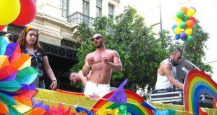Απίστευτη πρόκληση στο Gay Pride της Θεσσαλονίκης:«Η Μακεδονία δεν είναι Ελληνική είναι ομοφυλοφιλική» (ΦΩΤΟ)