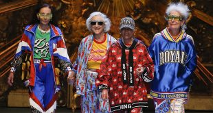 Η μεγάλη έκπληξη στην εβδομάδα μόδας του Μιλάνο – Μεσήλικες άνδρες και γυναίκες εντυπωσίασαν στην πασαρέλα με extreme ντύσιμο και με κεντρικό σύνθημα «Η μόδα δεν έχει ηλικία»