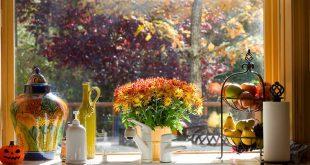 Φθινοπωρινή διακόσμηση: Άλλαξε το σπίτι σου και φτιάξε την διάθεσή σου με cosy vibes …