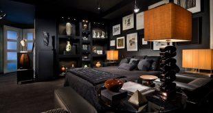 Διακόσμηση: Δοκίμασε το μαύρο χρώμα στο σπίτι σου για έναν στυλάτο και «μυστηριώδη» χειμώνα