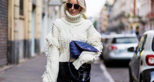 Τα πιο σικ και μοδάτα πουλόβερ για να είσαι «ζεστή» και παράλληλα trendy …