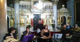 Kατάνυξη και δέος στην εκδήλωση με Μικρασιάτικα τραγούδια στον ναό των Αγίων Αναργύρων – Η εκδήλωση του Πάρι Αμοργινού που συγκίνησε