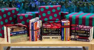 Χριστουγεννιάτικα δώρα – Βιβλία για την σύντροφό σου:  Δύο προτάσεις για να την εντυπωσιάσεις