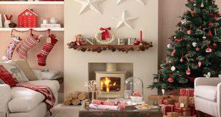 Τέσσερις στιλάτες χριστουγεννιάτικες ιδέες για κάθε γωνιά του σπιτιού σου