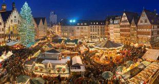 Ταξίδι στις πιο όμορφες χριστουγεννιάτικες αγορές της Ευρώπης