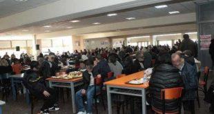Μαζικές τροφικές δηλητηριάσεις για τους φοιτητές της Λέσχης του ΑΠΘ