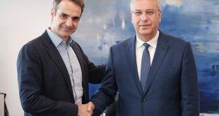 Μ. Σταυριανουδάκης υποψ. βουλευτής Ν.Δ: «Θα είμαι δίπλα και θα υπηρετήσω τους συμπολίτες μου στην Νότια Αθήνα»