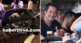 Τροχαίο-σοκ για τον Ατζούν Ιλιτζαλί: Κόπηκε στα δύο το αυτοκίνητό του