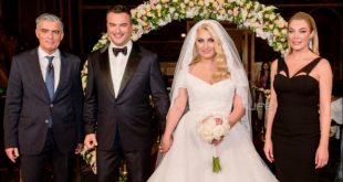 Παντρεύτηκε η γνωστή δικηγόρος Γιάννα Παναγοπούλου με κουμπάρα την Τατιάνα Στεφανίδου