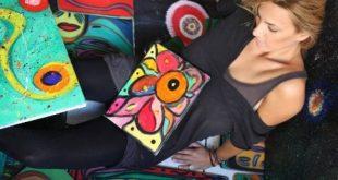 Synced: Εγκαίνια Ατομικής Έκθεσης της Ελιώνας Ντούκνη