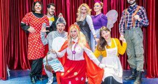 «Η Κοκκινοσκουφίτσα και τα φιλαράκια της» στο θέατρο Αυλαία