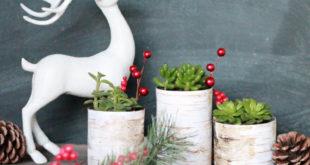 Φέτος η Χριστουγεννιάτικη διακόσμηση λατρεύει τον μαυροπίνακα