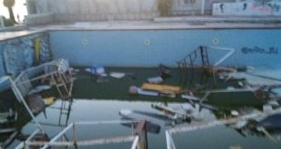"""Εικόνες εγκατάλειψης και υγειονομική """"βόμβα"""" στο πρώην στέκι των Vip «Cataralla» στην Γλυφάδα"""