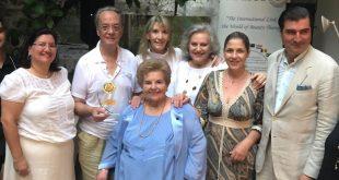 Πλήθος καλλιτεχνών στην βράβευση του σκηνοθέτη και ηθοποιού Γιώργου Μεσσάλα από την Cidesco Hellas
