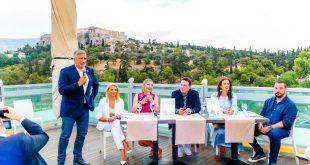 Με μεγάλη επιτυχία πραγματοποιήθηκε η παρουσίαση του πρώτου κόμικ της Αθηνάς Τρανούλη για την επιστροφή των κλεμμένων γλυπτών στην Ελλάδα